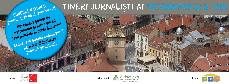 Tineri Jurnalisti ai Patrimoniului