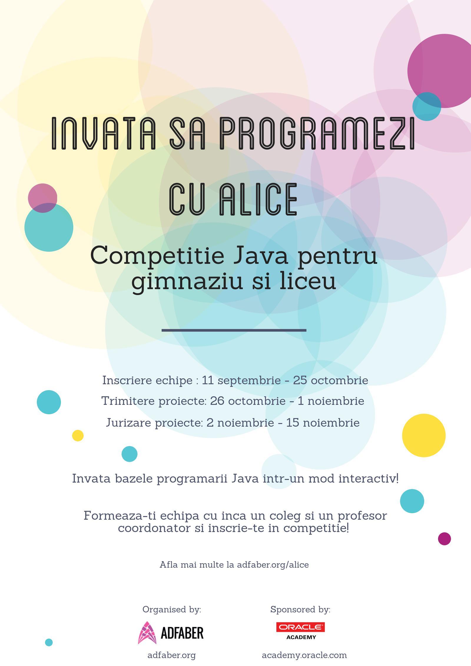 Invata sa programezi cu Alice