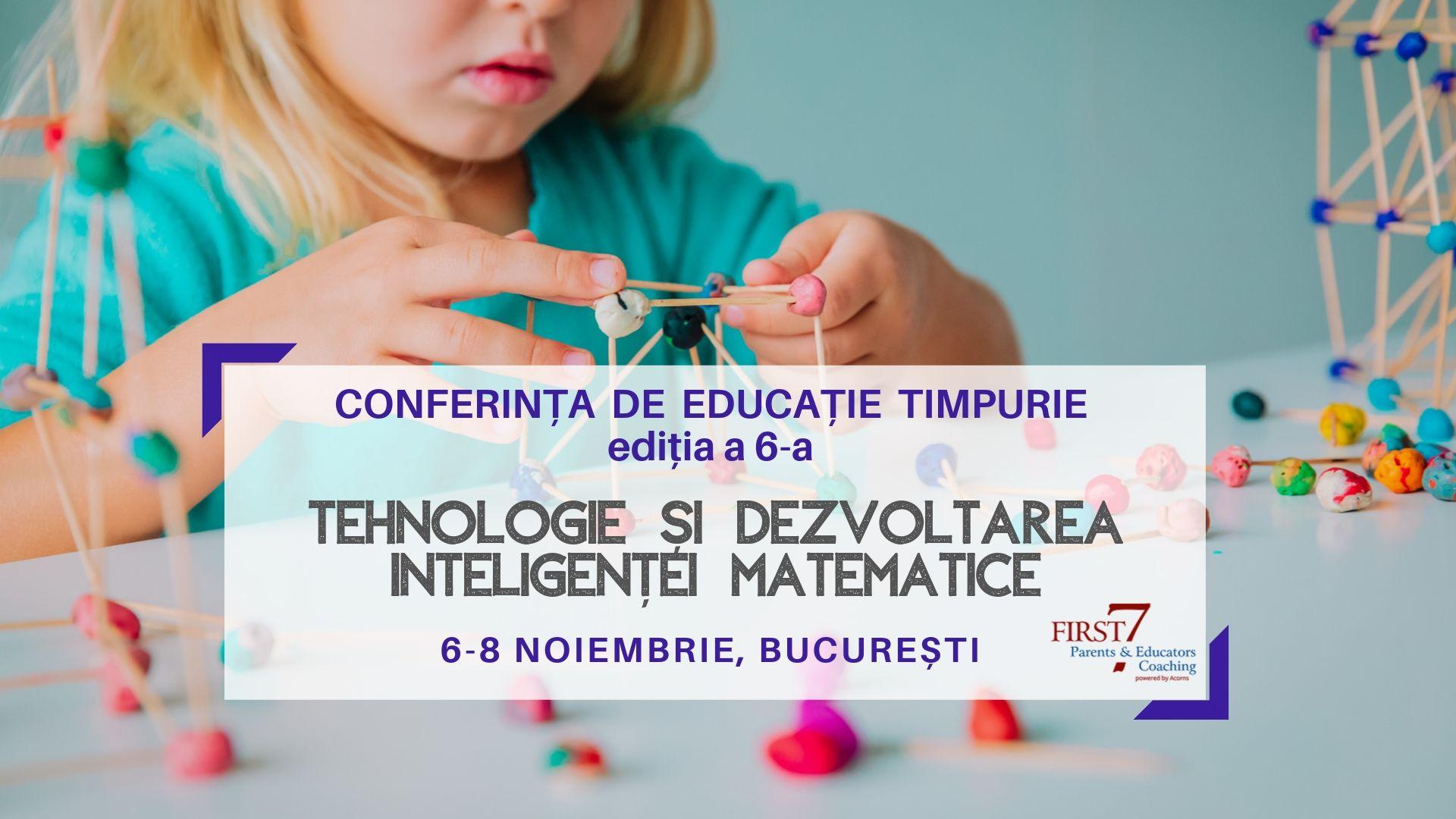 Conferinta de Educatie Timpurie