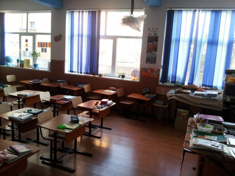 -imagine sala de clasa
