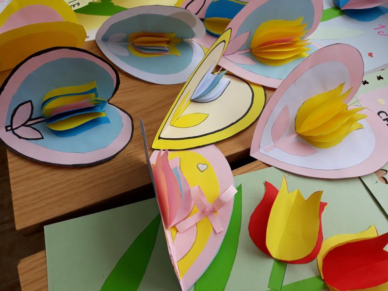 Creațiile elevilor