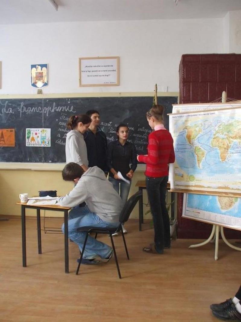 Activitati educative in scoala noastra