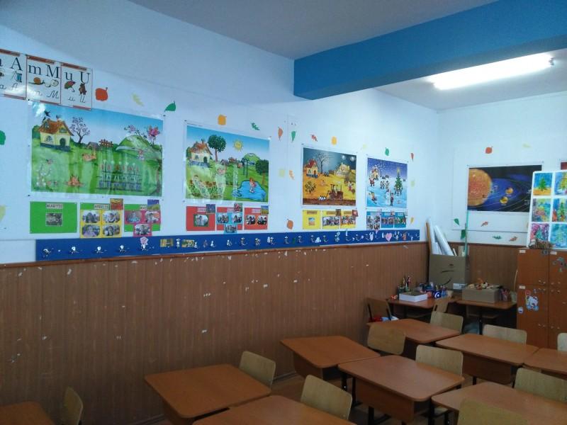 Sala de clasă pregătitoare B