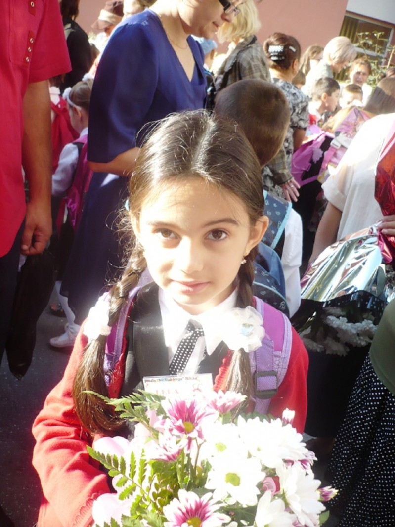 Prima zi de şcoală la ''Nicolae Iorga'' Bacau