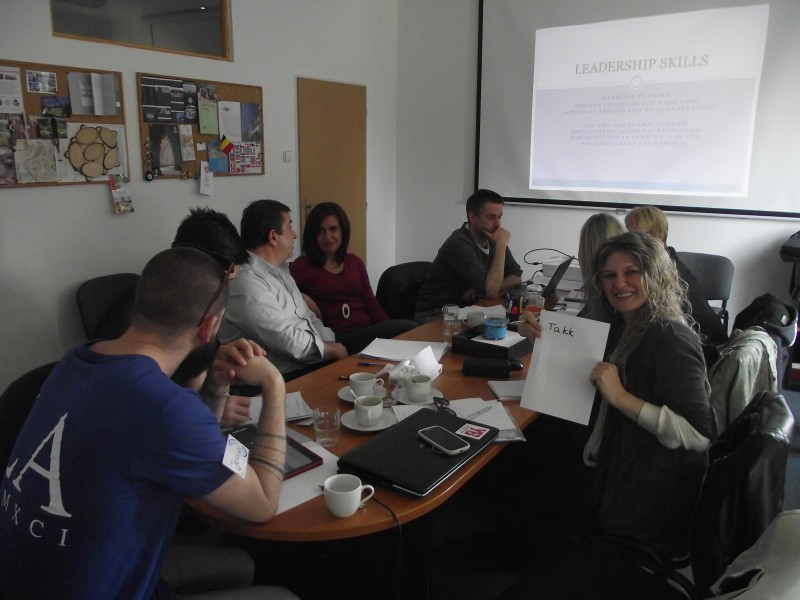 Mobilitate din cadrul proiectului desfasurata in Praga- Cehia in perioada 16-20 martie 2015