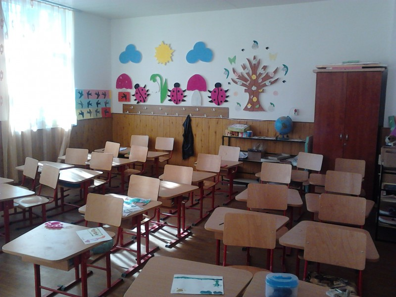 Sala clasei pregatitoare