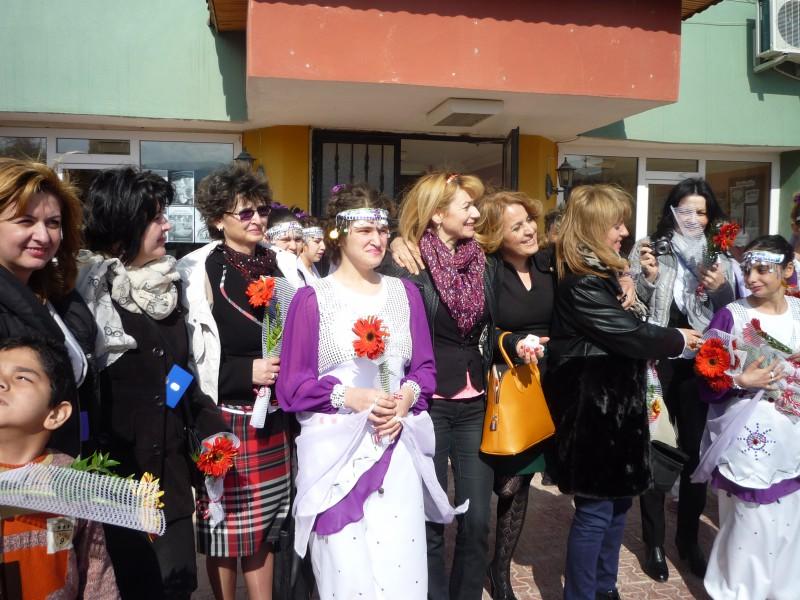 Activitae - schimb de experienta in Burdur, Turcia, martie 2014