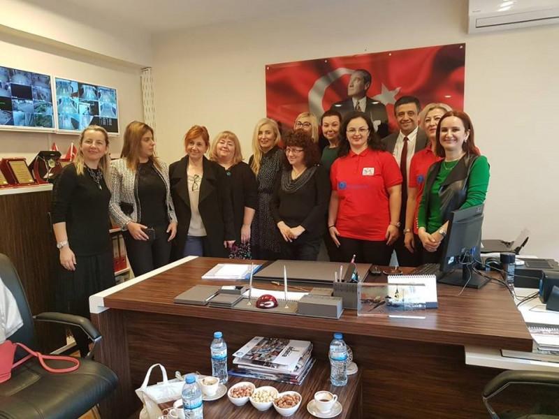 """Sunt fotografii realizate în perioada 17-21 decembrie 2018, în Turcia, la prima mobilitate a elevilor și profesorilor Școlii Gimnaziale Avram Iancu, Oradea, în cadrul proiectului Erasmus+ """"Snapshots of myself on the European canvas"""""""