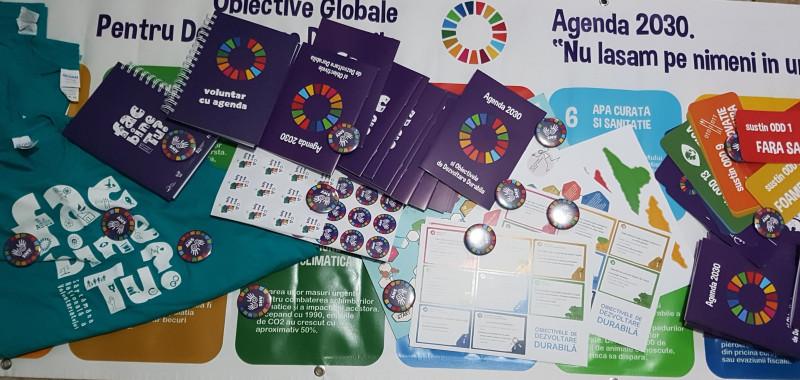 Sesiune de informare Agenda 2030.