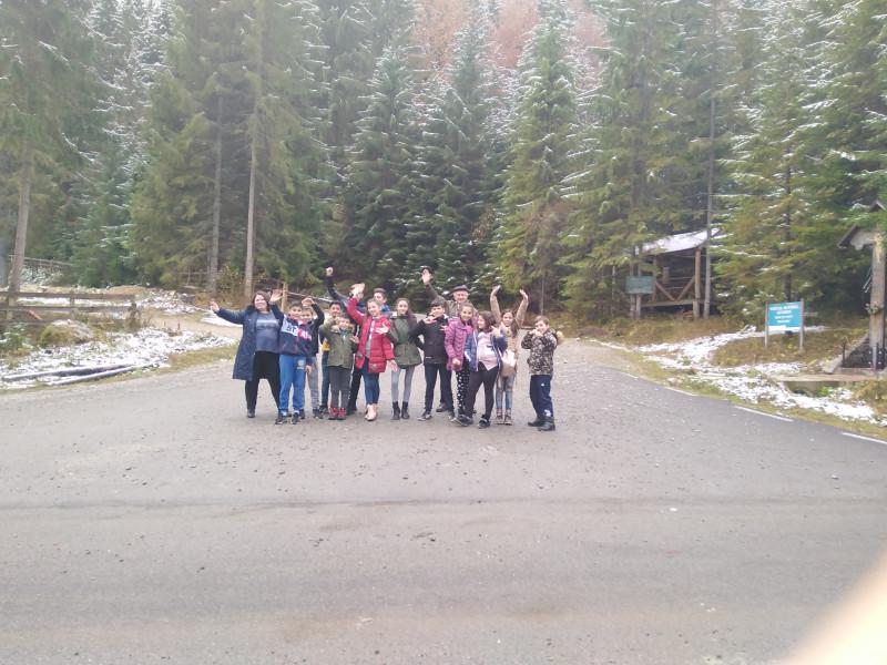 Excursie Cascada Valul Miresei
