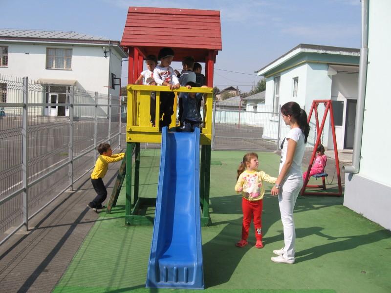 Activităţi în Grădiniţa Mihaela