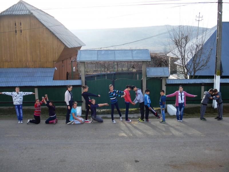 "Proiect educational ""Spune nu violentei!"", tema: ""Toleranta zero fata de violenta"""
