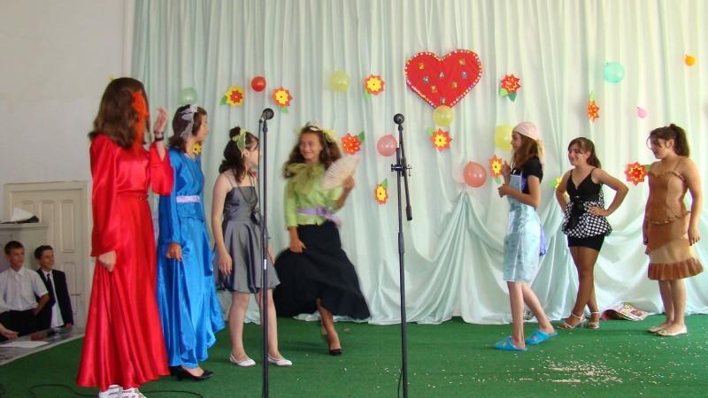 Şc Milcovul, Vrancea - Serbare de vară