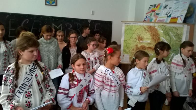 1 Decembrie -Ziua tuturor românilor
