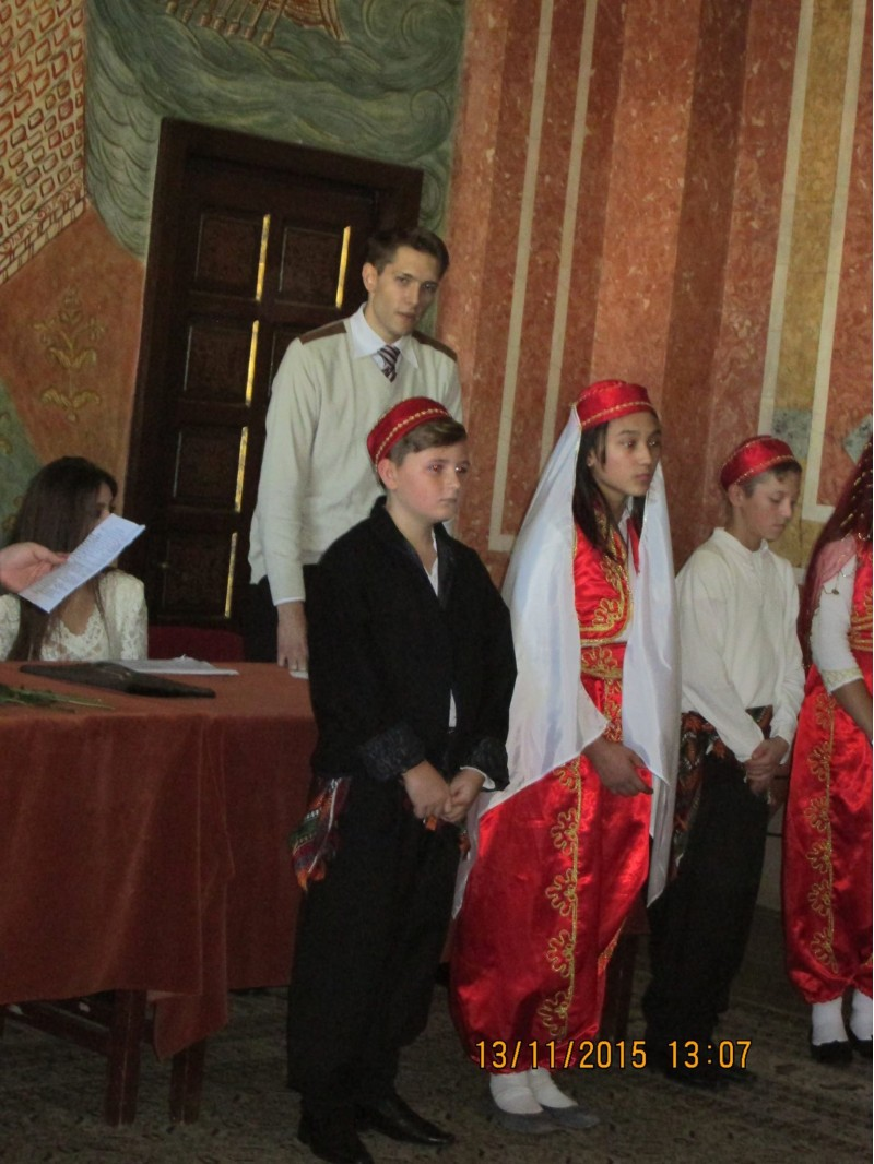 Activitate desfasurata de Ziua Dobrogei si coordonata de dna prof. inv. primar Laura Danilov