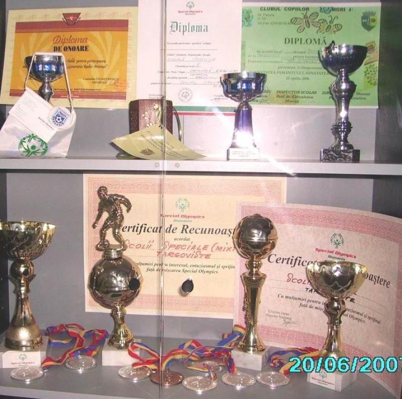 Trofee si diplome