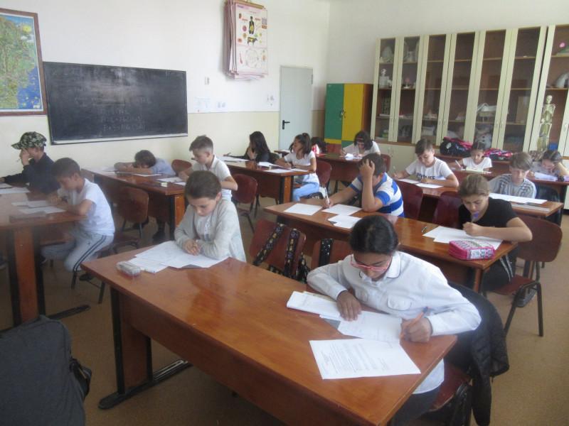 În luna Mai 2018 a avut loc un concurs organizat de școala noastră  la care au participat și elevi ai Școlii Gimnaziale Nr.2 Dor Mărunt Gară, unde echipa formată din elevii clasei a VI-a au luat locul I. Concursul s-a desfășurat pe două secțiuni: individual și pe echipe.