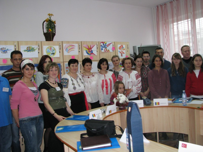 Make the best of your students' language learning, Buzau, Romania, 2010