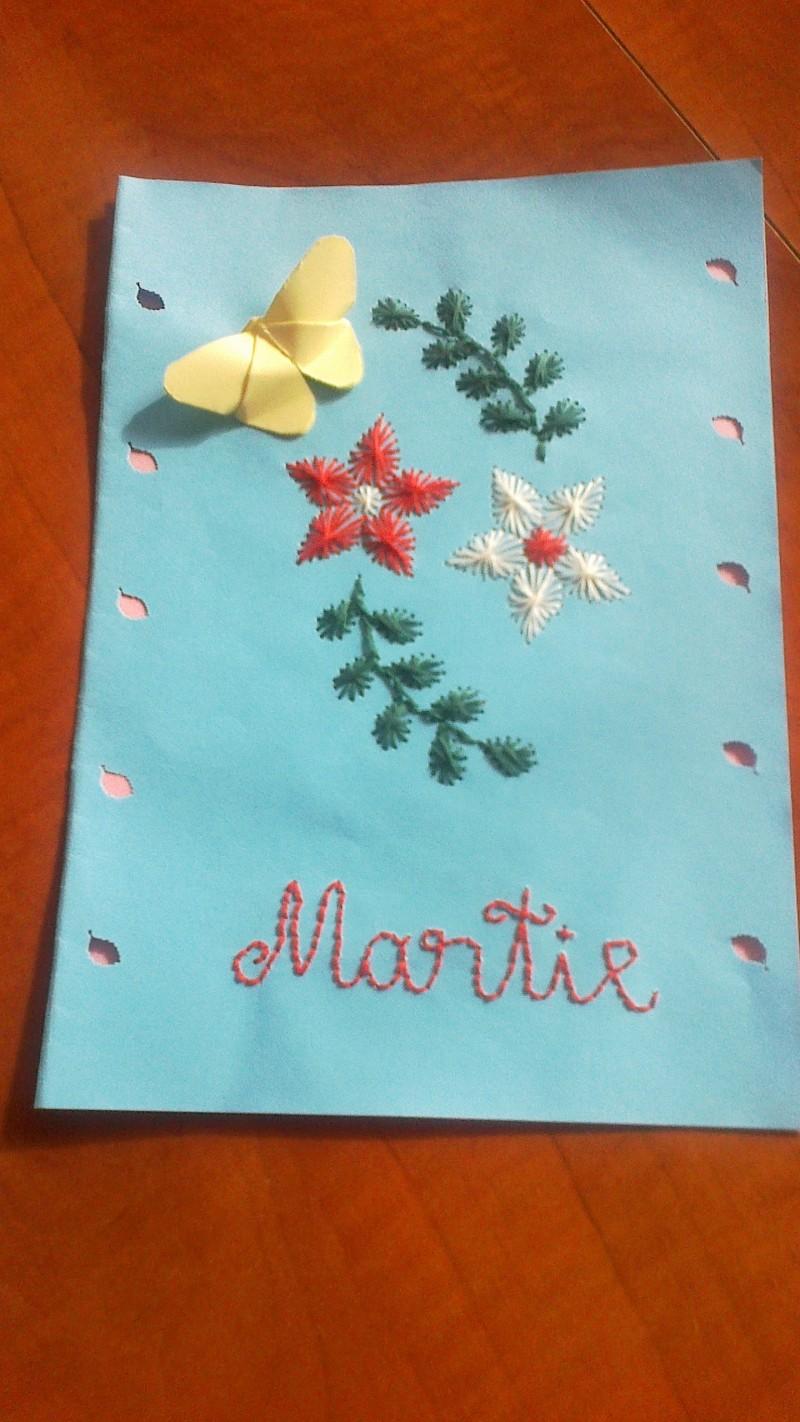 Creatiile elevilor pe care le vor oferi mamelor cu ocazia zilei de 8 Martie
