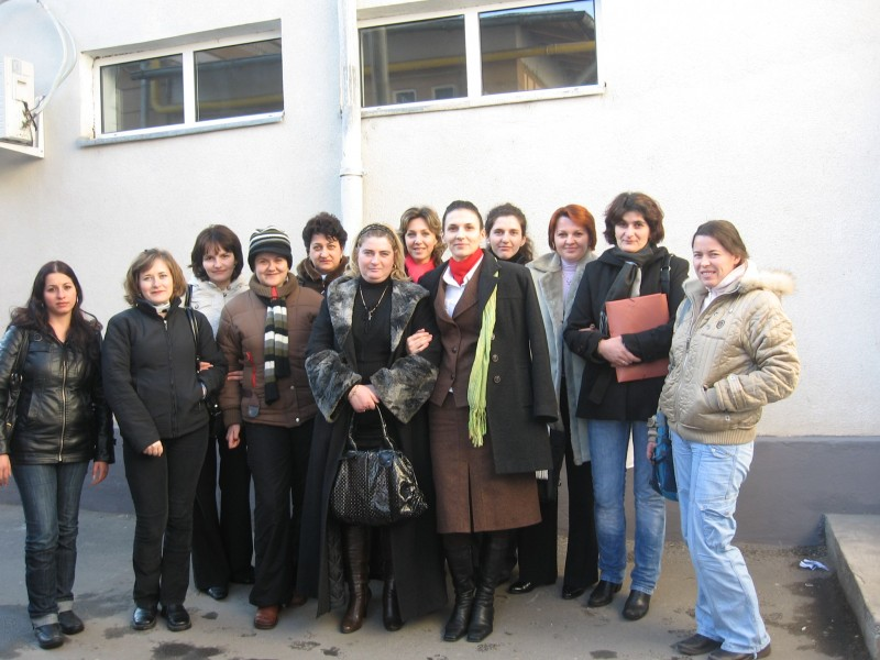 Anul şcolar 2008/2009