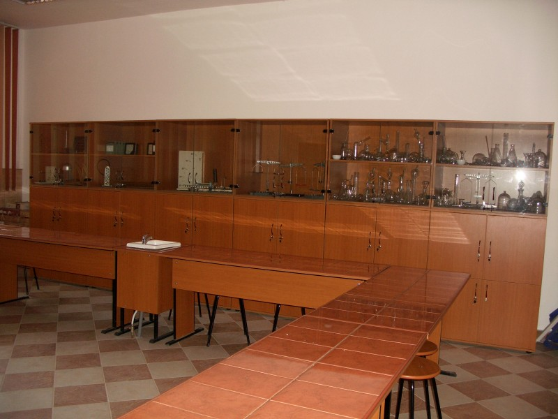 Laboratorul de fizica-chimie