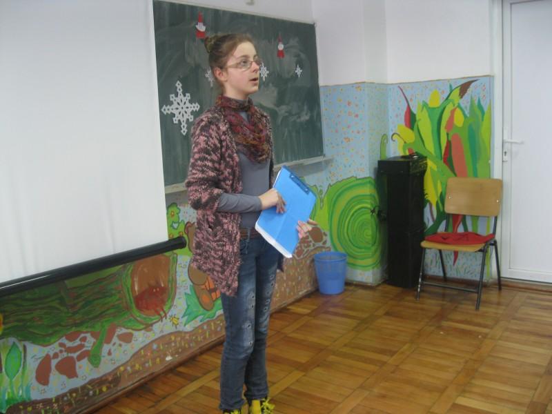 Proiecte ale copiilor