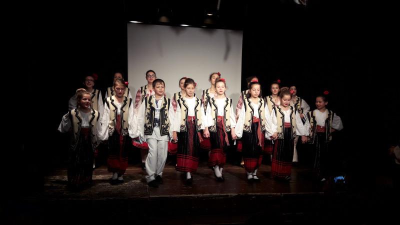 Suită de dansuri populare: Ciuleandra, Breaza, Brâul