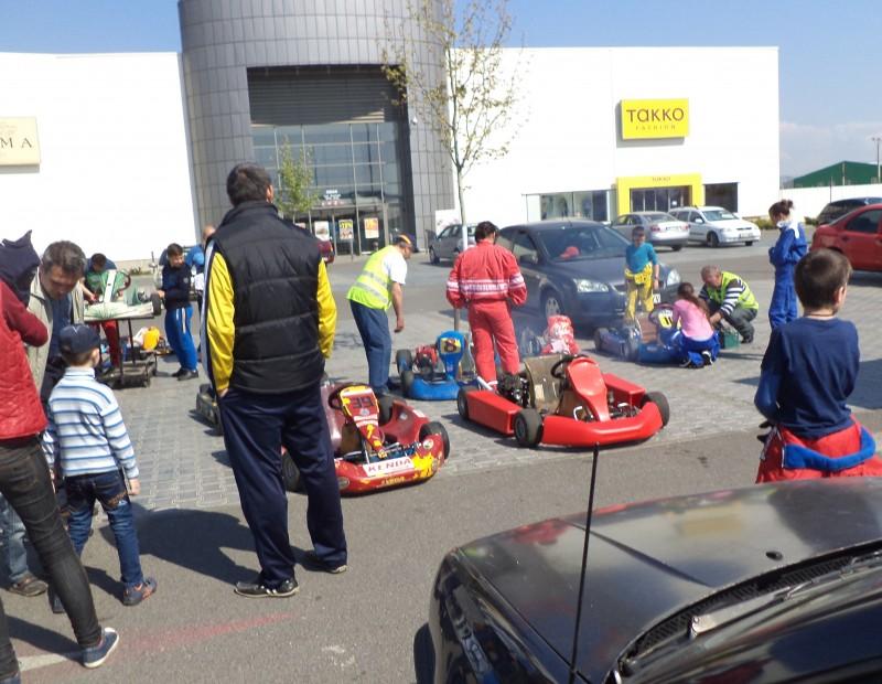 concurs karting