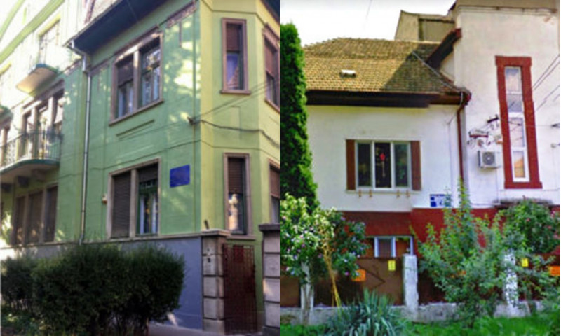 Gradinita PP nr 33 Timisoara, cladire exterioara.