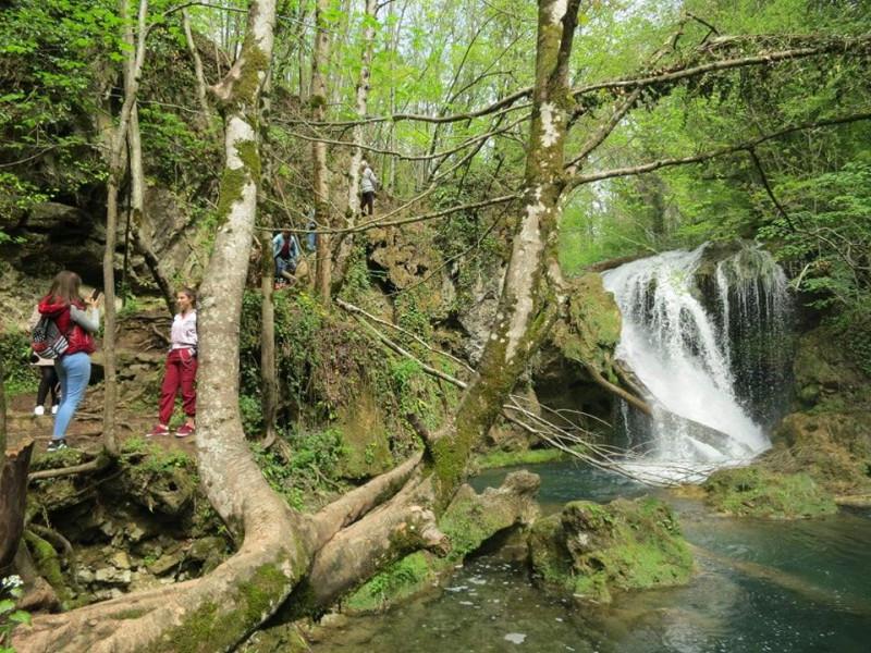 Cascada La Văioaga