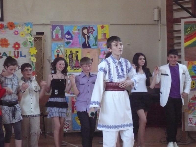 O activitate de traditie a Scolii ''Nicolae Iorga'' Bacau
