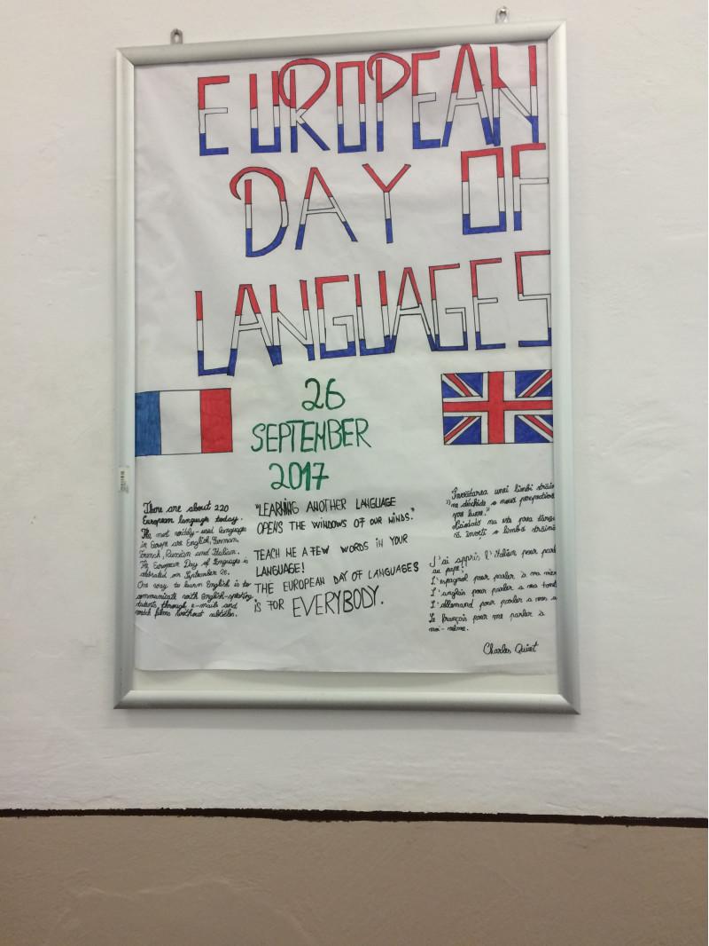Promovarea diversității culturale și lingvistice a Europei.