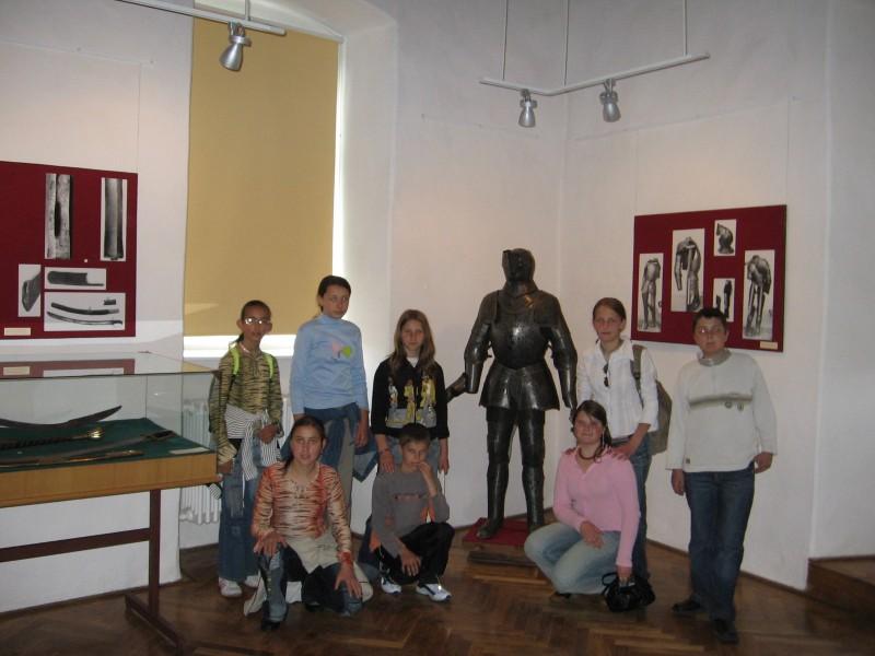La muzeu