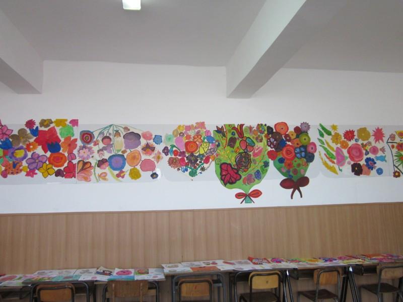 Floriile vazute prin ochi de copil
