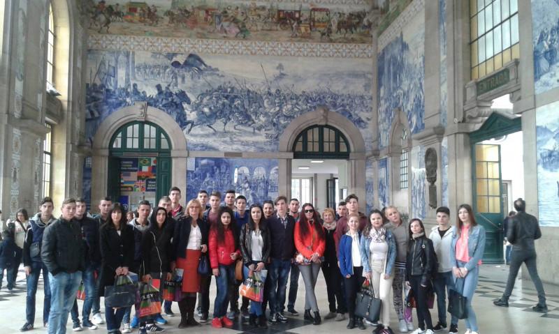 Vizita monumente istorice