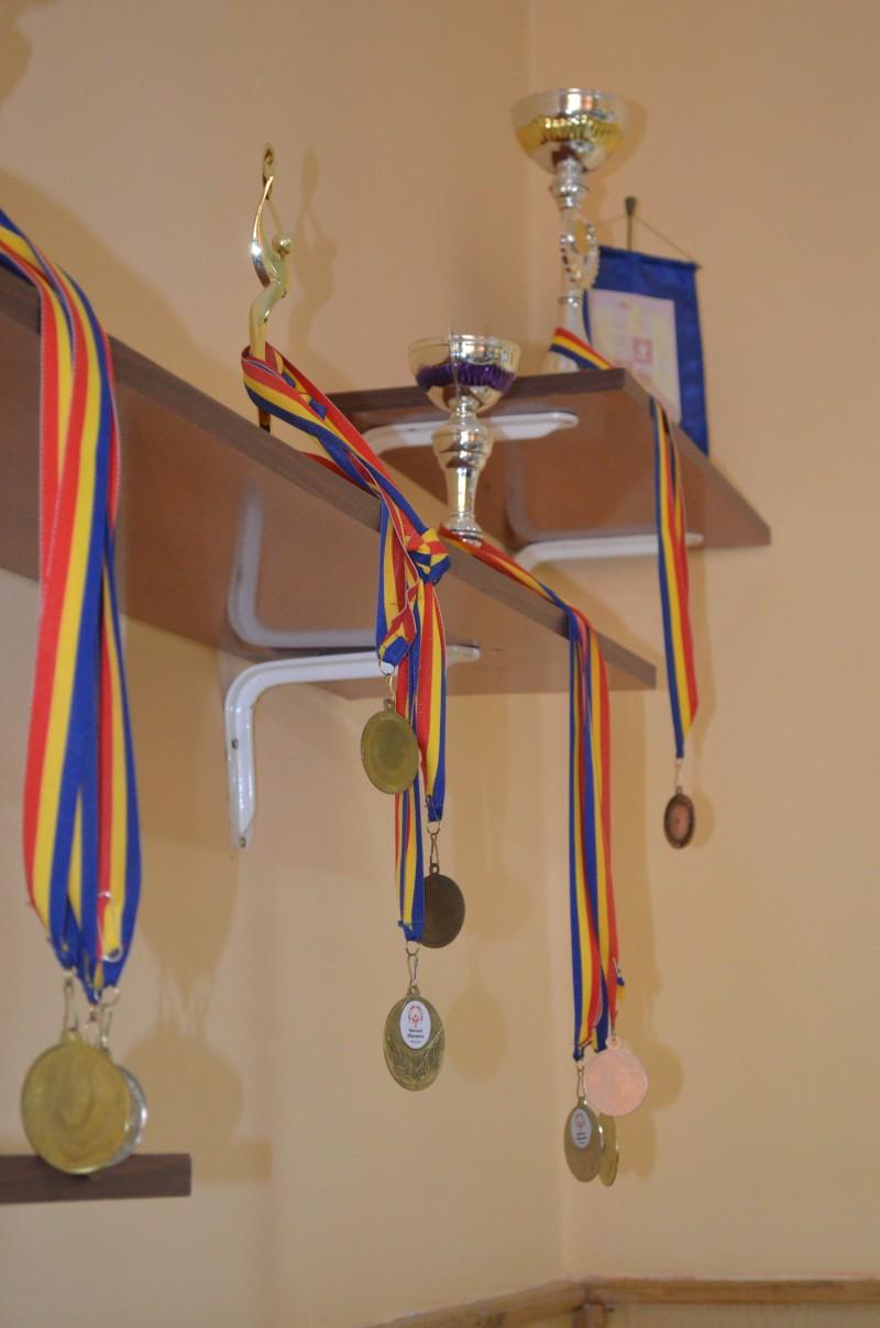 Medalii competitii sportive