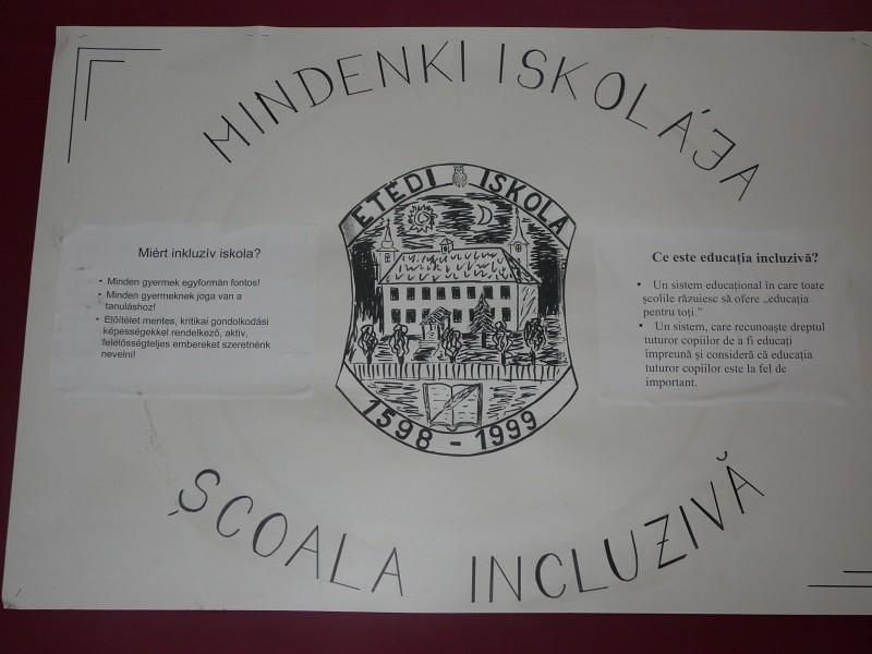 Scoala incluziva- Befogadó iskola