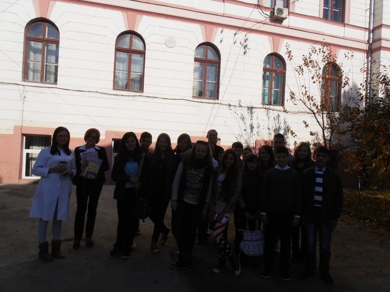 Ziua Portilor deschise la Facultatea de Chimie si Inginerie Chimica 26 octombrie 2013 Cluj