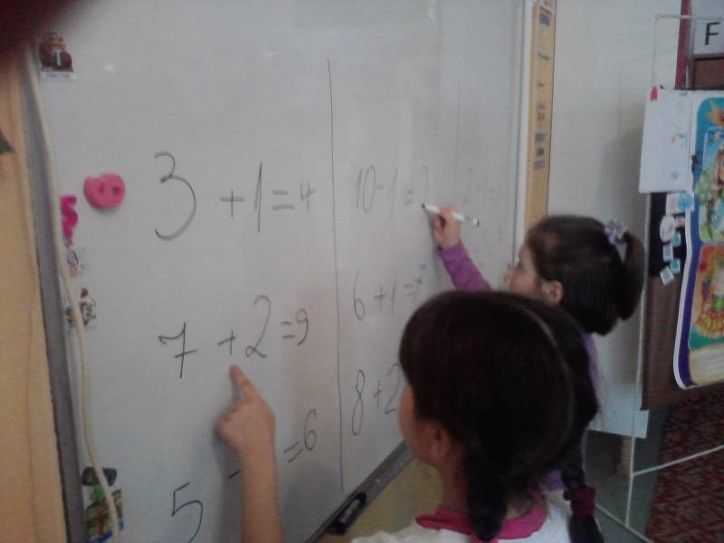 Invatam matematica !