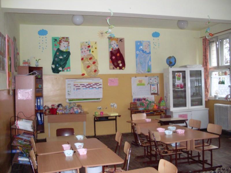 Câteva imagini din sala care îi aşteaptă pe cei mici