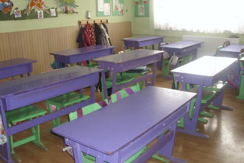 sala de clasa ciclul primar