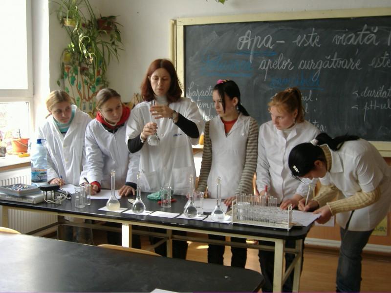 Laborator chimie- fizica