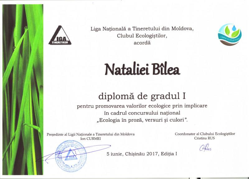 Aceste sunt diplomele laureaţilor