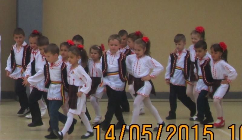 "Concursul de dans ""Speranta"""