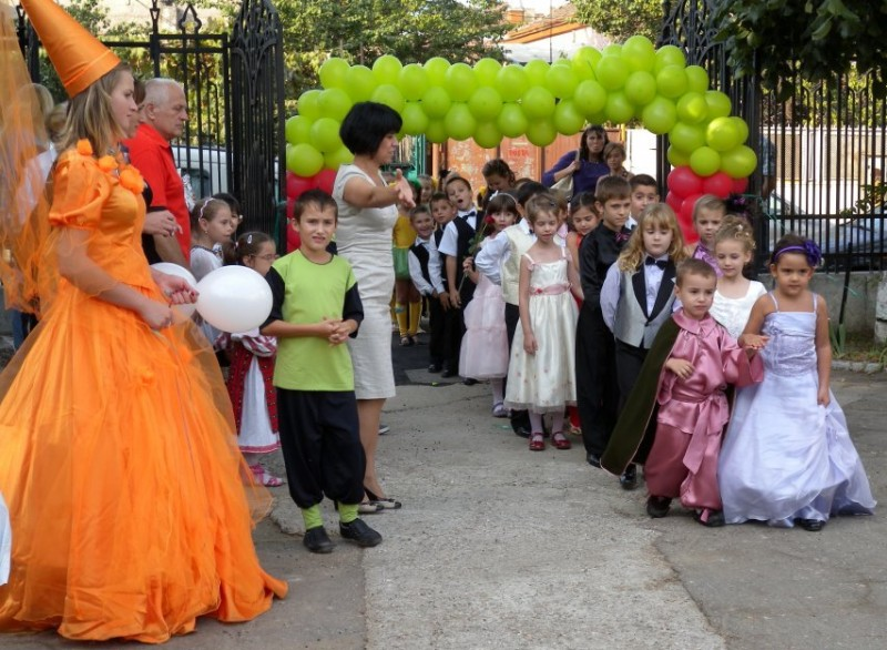 Deschidere activități extrașcolare a Palatul Copiilor Drobeta Turnu Severin
