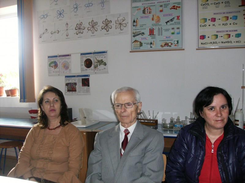 Activitate din cadrul proiectului