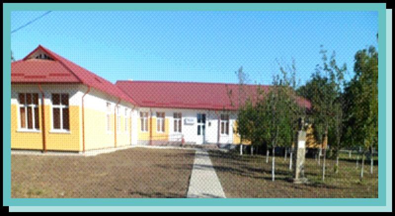 Corp de scoala recent reabilitat si extins