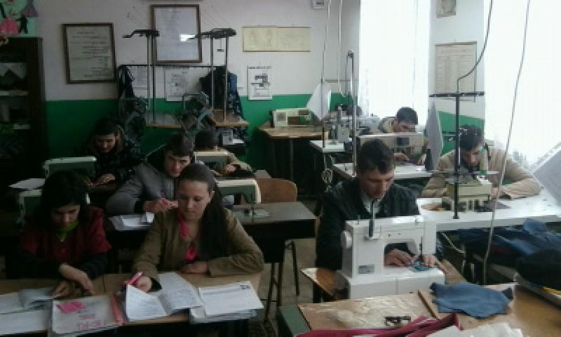 Atelier Textile si Pielarie Plopenii-Mari