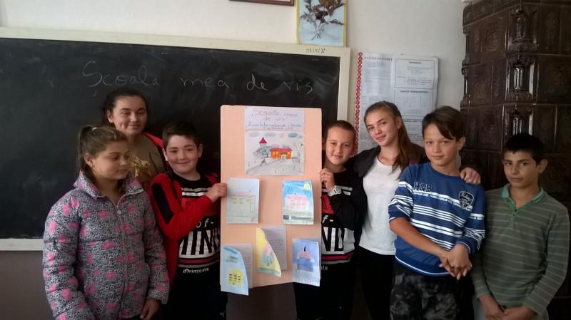 Creatiile elevilor