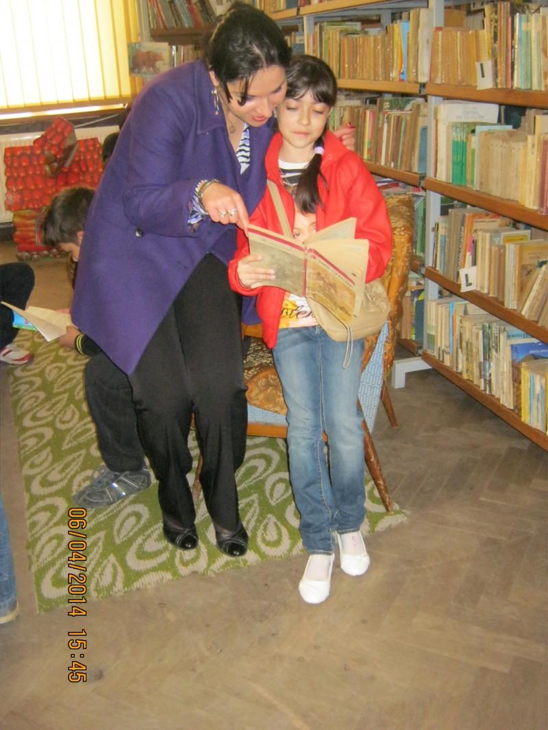 La Biblioteca Municipala Tecuci